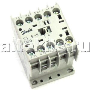 Миниконтактор Danfoss CI 5-9, 037H350632